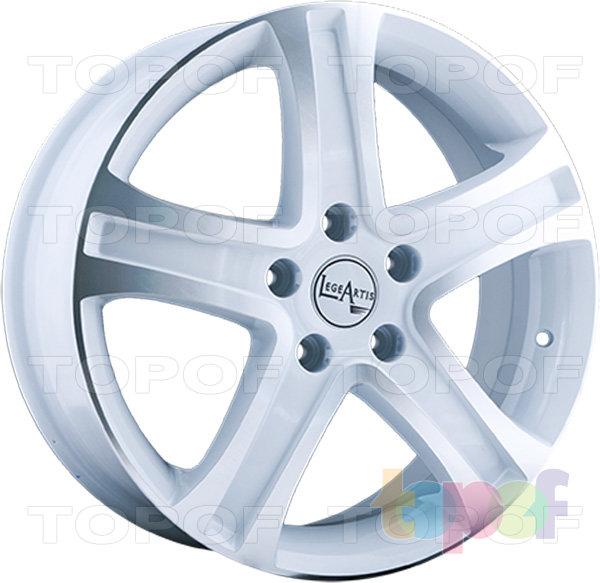 Колесные диски Replica LegeArtis SZ5. Изображение модели #4