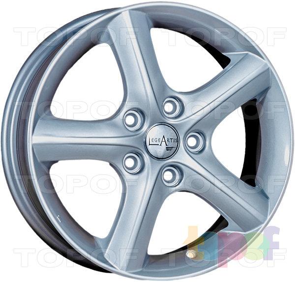 Колесные диски Replica LegeArtis SZ8. Изображение модели #2