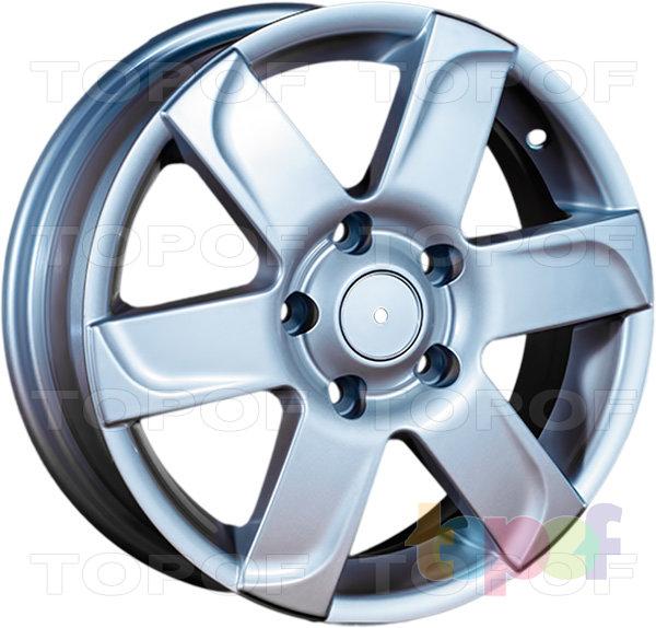 Колесные диски Replica LegeArtis TG1. Изображение модели #3