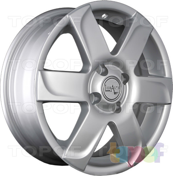 Колесные диски Replica LegeArtis TG1. Изображение модели #4
