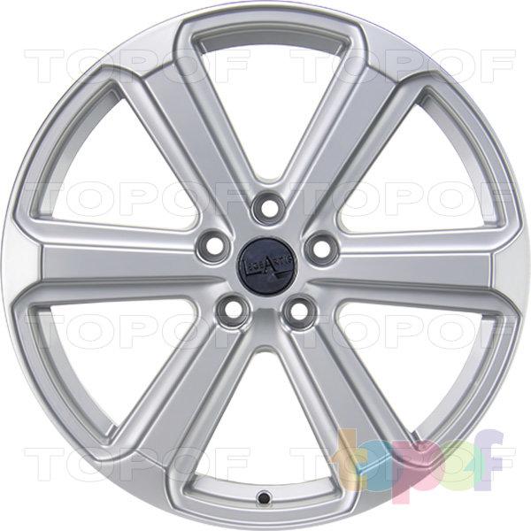 Колесные диски Replica LegeArtis TY107. Изображение модели #1