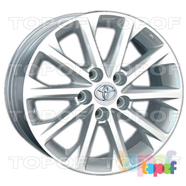 Колесные диски Replica LegeArtis TY119. Изображение модели #1