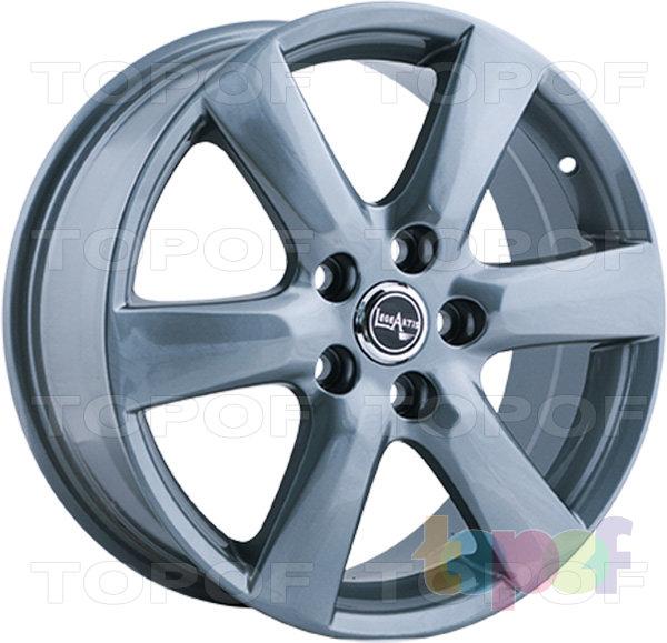 Колесные диски Replica LegeArtis TY24. Изображение модели #2