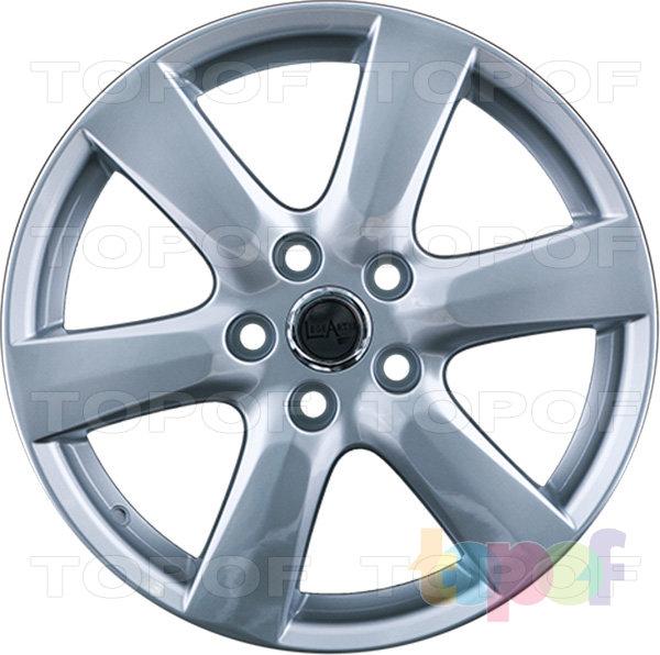 Колесные диски Replica LegeArtis TY24. Изображение модели #3
