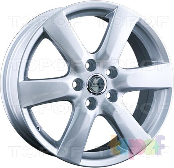 Колесные диски Replica LegeArtis TY24. Изображение модели #4