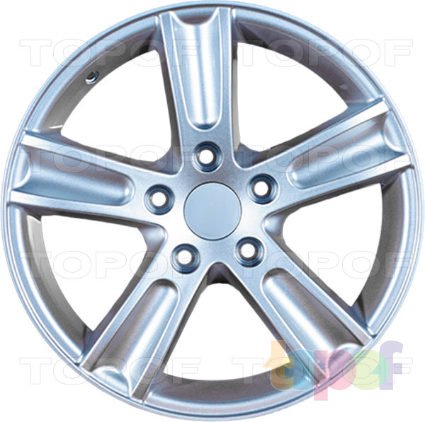 Колесные диски Replica LegeArtis TY41. Изображение модели #1