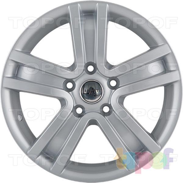 Колесные диски Replica LegeArtis TY42. Изображение модели #4