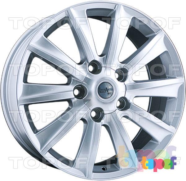 Колесные диски Replica LegeArtis TY43. Изображение модели #2