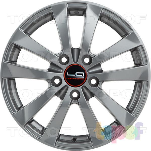 Колесные диски Replica LegeArtis TY46. Изображение модели #5