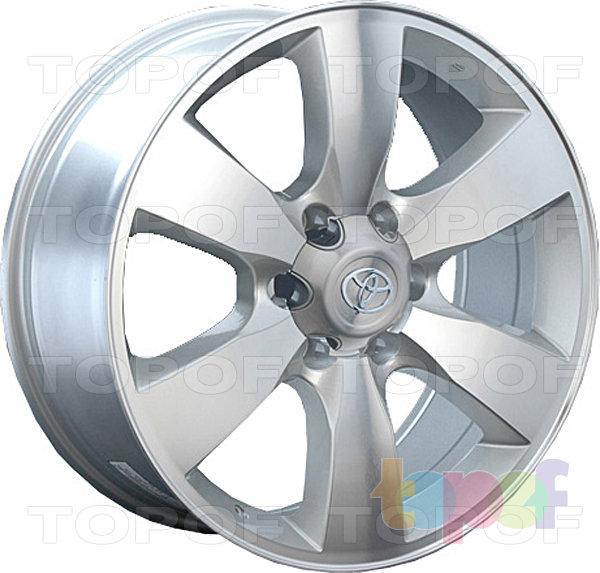 Колесные диски Replica LegeArtis TY63. Изображение модели #1