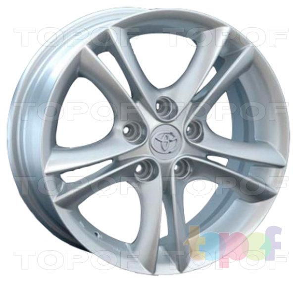 Колесные диски Replica LegeArtis TY66. Изображение модели #1