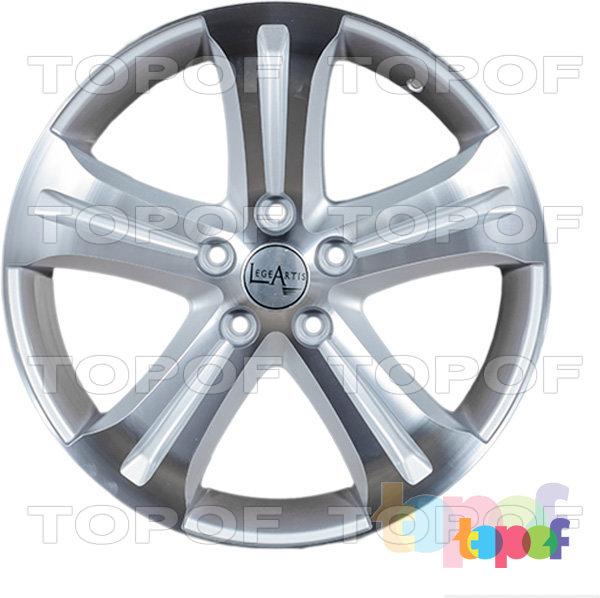 Колесные диски Replica LegeArtis TY71. Изображение модели #3