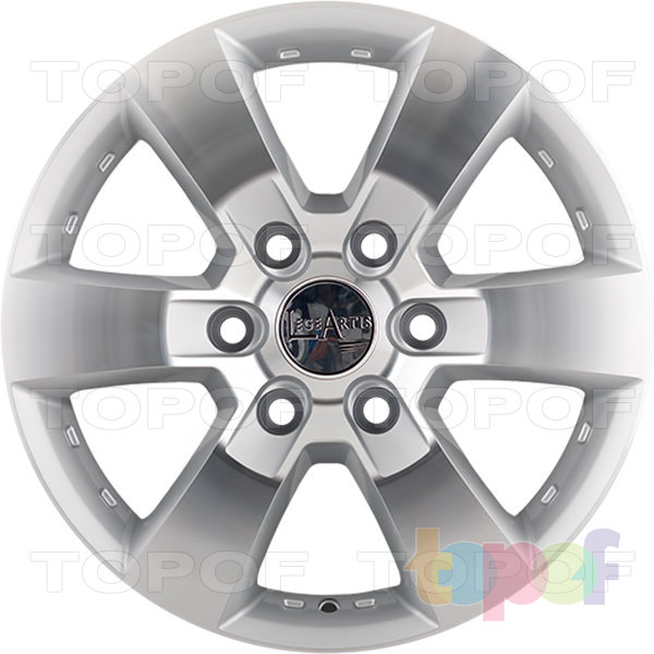 Колесные диски Replica LegeArtis TY83. Изображение модели #5