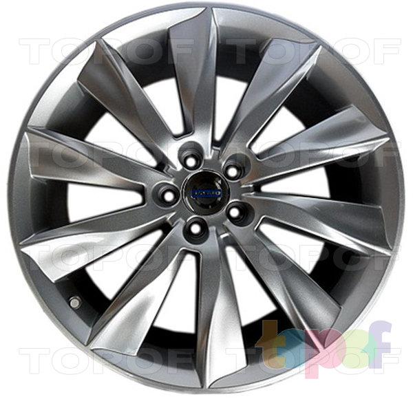 Колесные диски Replica LegeArtis V14. Изображение модели #1