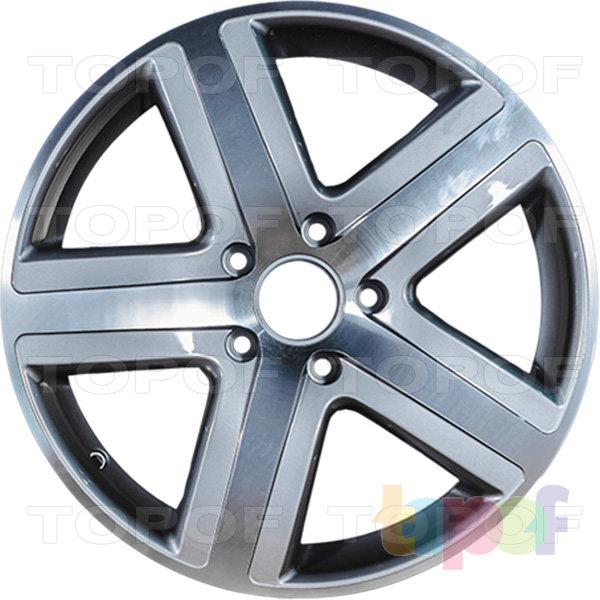 Колесные диски Replica LegeArtis VW1. Изображение модели #1