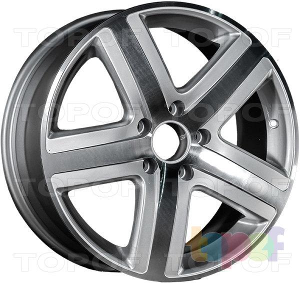 Колесные диски Replica LegeArtis VW1. Изображение модели #2