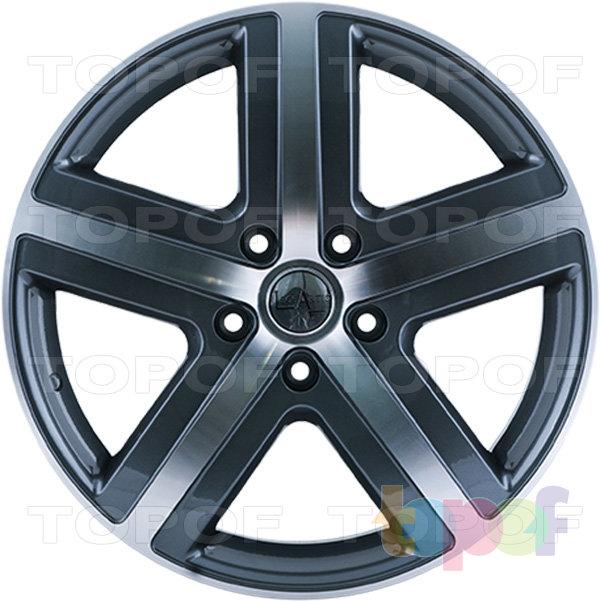 Колесные диски Replica LegeArtis VW1. Изображение модели #3