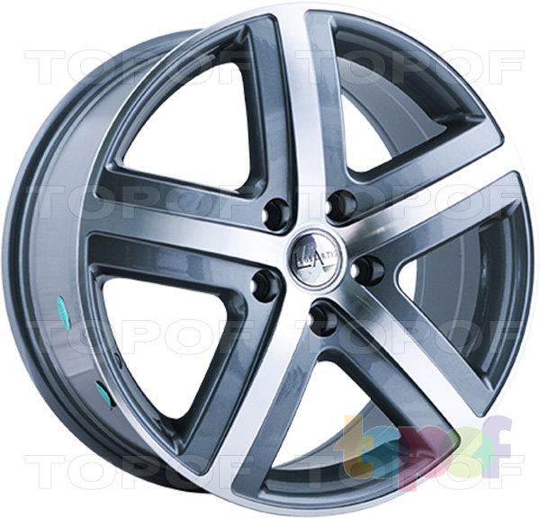 Колесные диски Replica LegeArtis VW1. Изображение модели #4