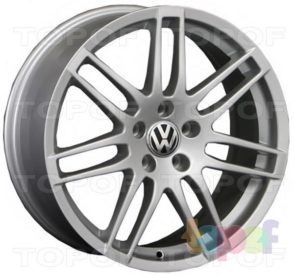 Колесные диски Replica LegeArtis VW103. Изображение модели #3