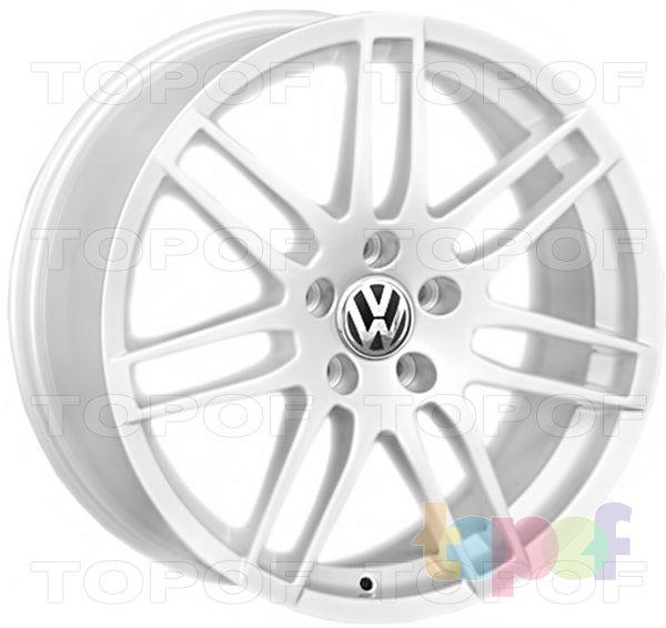 Колесные диски Replica LegeArtis VW103. Изображение модели #4