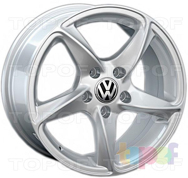 Колесные диски Replica LegeArtis VW104. Изображение модели #1