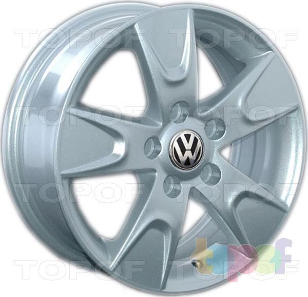 Колесные диски Replica LegeArtis VW110. Изображение модели #1