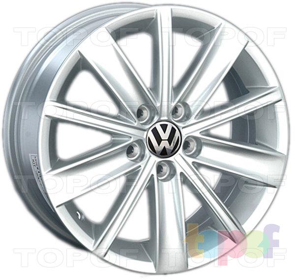 Колесные диски Replica LegeArtis VW114. Изображение модели #1