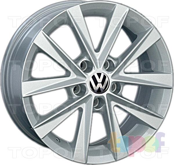 Колесные диски Replica LegeArtis VW116