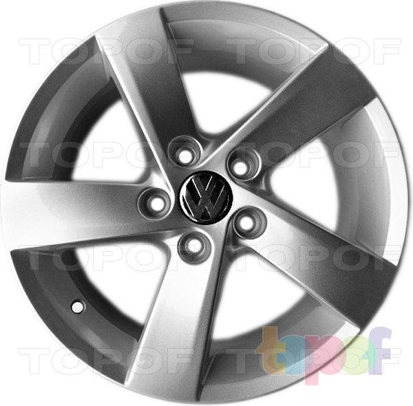 Колесные диски Replica LegeArtis VW118. Изображение модели #1