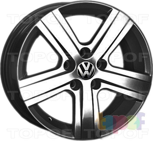 Колесные диски Replica LegeArtis VW119