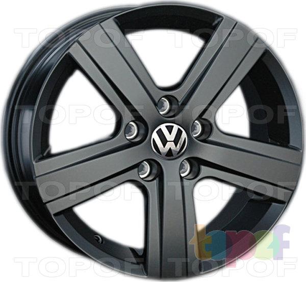 Колесные диски Replica LegeArtis VW119. Изображение модели #2