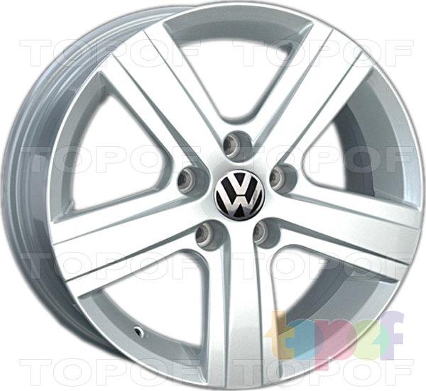 Колесные диски Replica LegeArtis VW119. Изображение модели #3