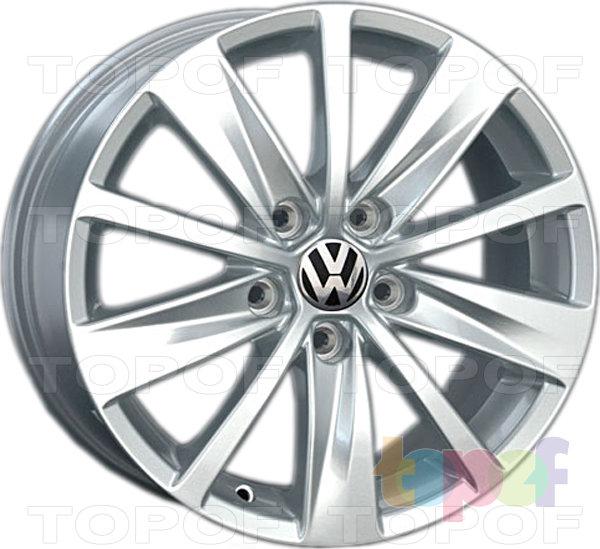 Колесные диски Replica LegeArtis VW121. Изображение модели #2