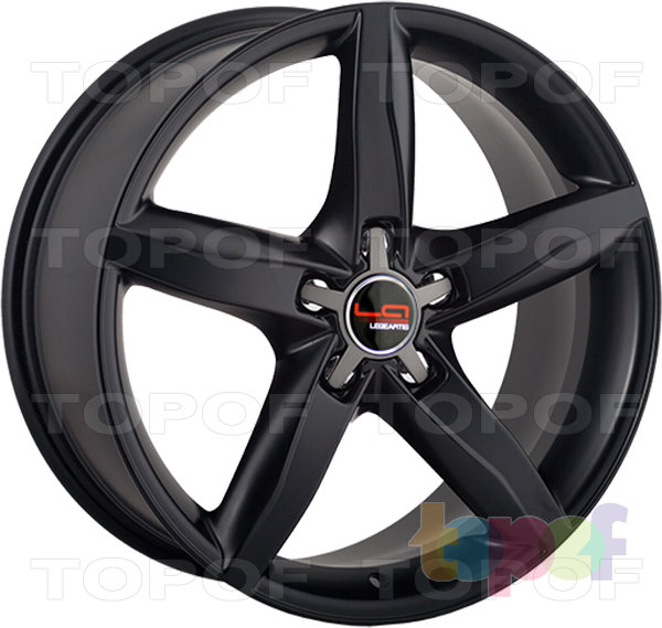 Колесные диски Replica LegeArtis VW123. Изображение модели #2