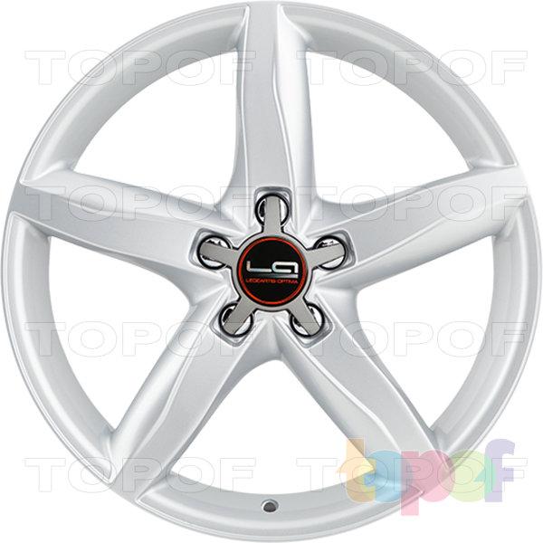 Колесные диски Replica LegeArtis VW123. Изображение модели #3