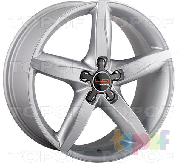 Колесные диски Replica LegeArtis VW123. Изображение модели #4