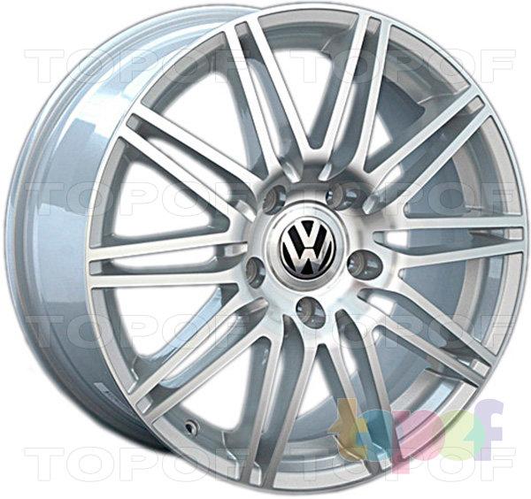 Колесные диски Replica LegeArtis VW128. Изображение модели #1