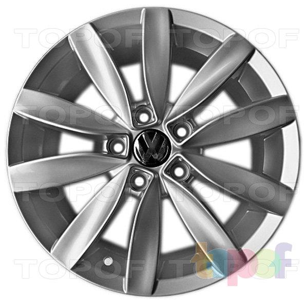 Колесные диски Replica LegeArtis VW130. Изображение модели #1