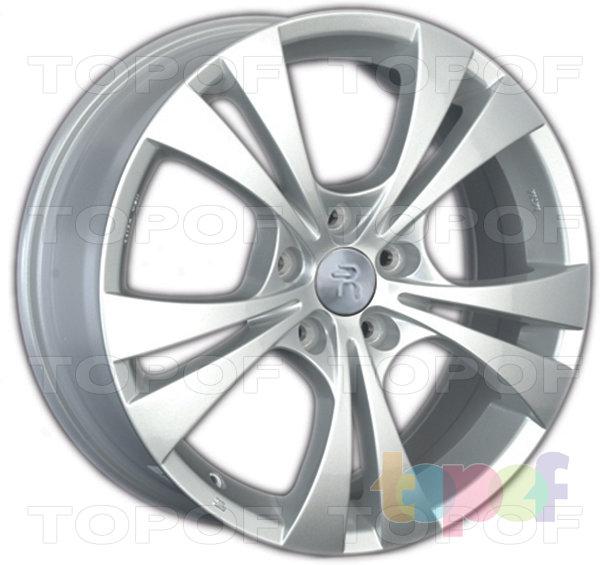 Колесные диски Replica LegeArtis VW131. Изображение модели #1