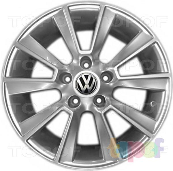 Колесные диски Replica LegeArtis VW134. Изображение модели #1