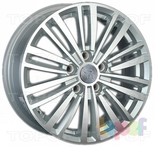 Колесные диски Replica LegeArtis VW136. Изображение модели #1