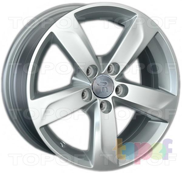Колесные диски Replica LegeArtis VW138. Изображение модели #1