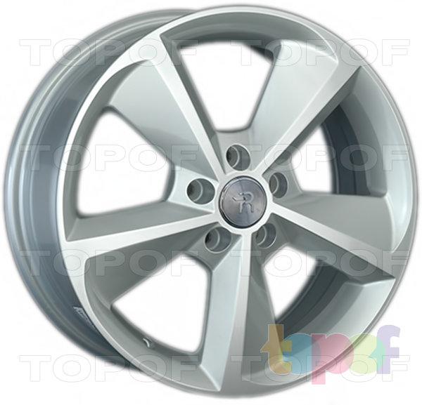 Колесные диски Replica LegeArtis VW140. Изображение модели #1