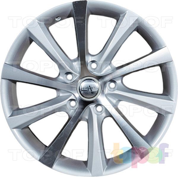 Колесные диски Replica LegeArtis VW17