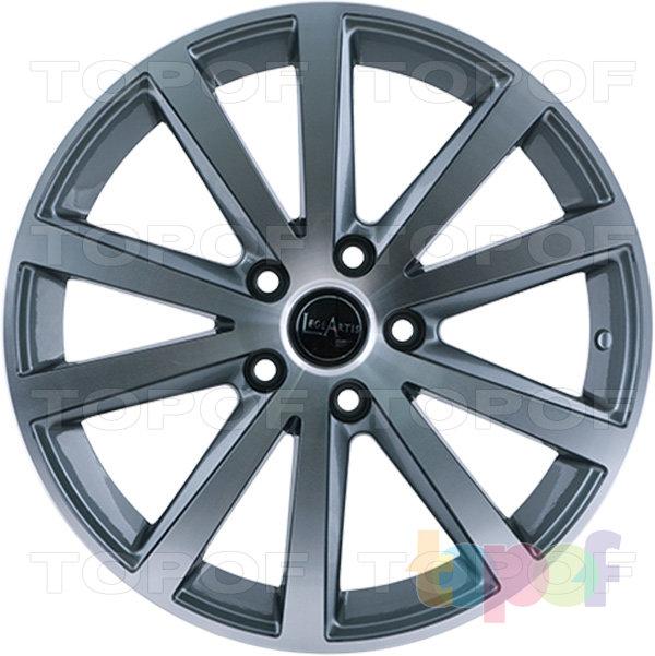 Колесные диски Replica LegeArtis VW19. Изображение модели #1
