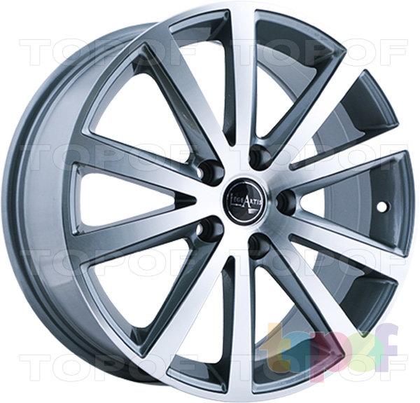 Колесные диски Replica LegeArtis VW19. Изображение модели #2