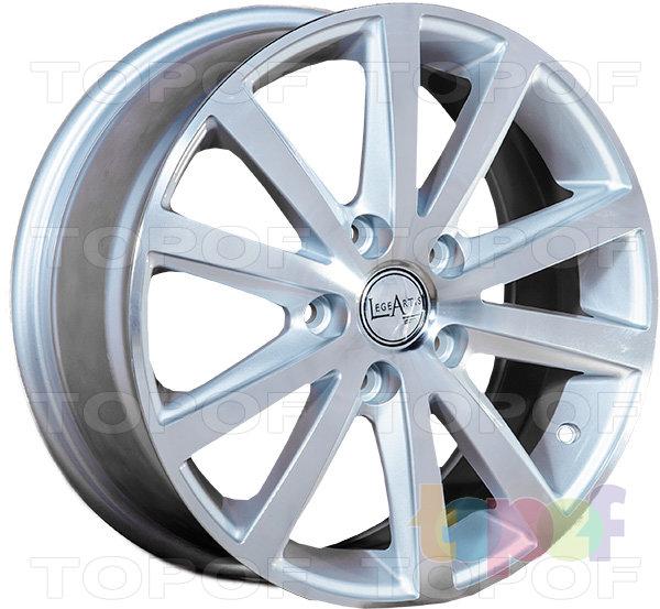Колесные диски Replica LegeArtis VW19. Изображение модели #4