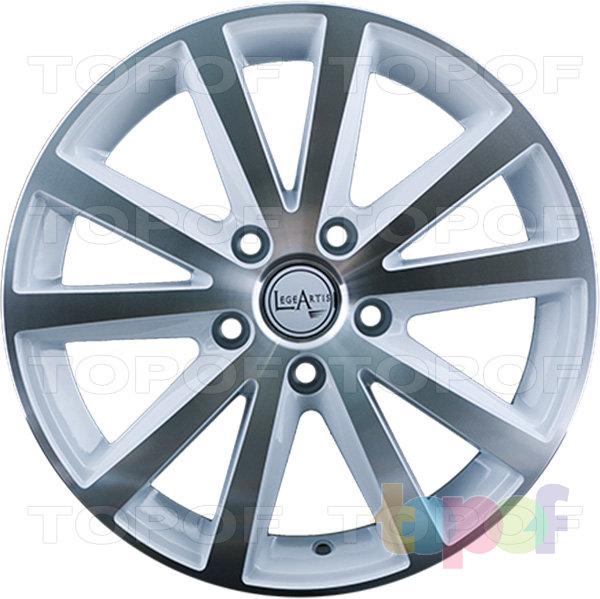 Колесные диски Replica LegeArtis VW19. Изображение модели #5
