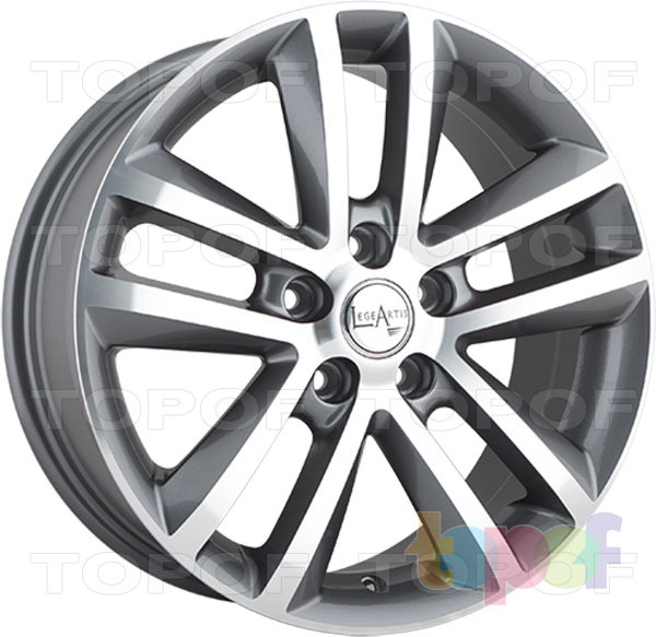 Колесные диски Replica LegeArtis VW23. Изображение модели #2