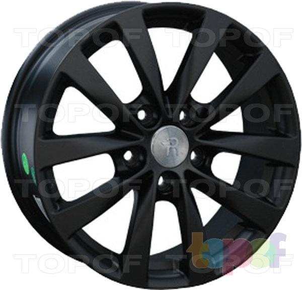 Колесные диски Replica LegeArtis VW26. Изображение модели #1